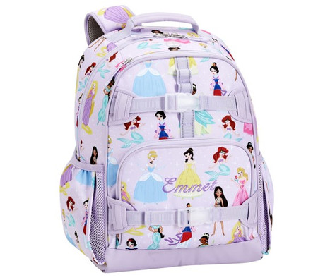 Mackenzie Lavender Disney Princess Backpack