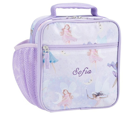 Mackenzie Lavender Magical Shimmer Fairies Lunch Boxes