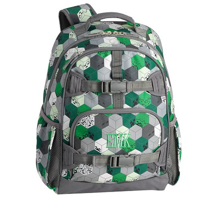 Mackenzie Minecraft Backpacks