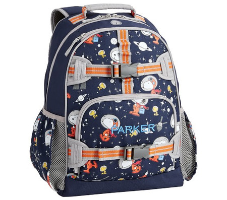 Mackenzie Snoopy® Glow-in-the-Dark Backpack