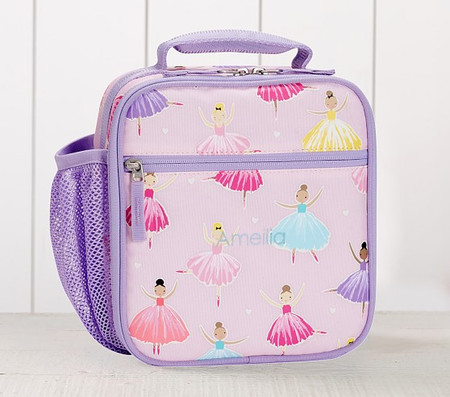 Mackenzie Pink Ballet Glow-in-the-Dark Lunch Box