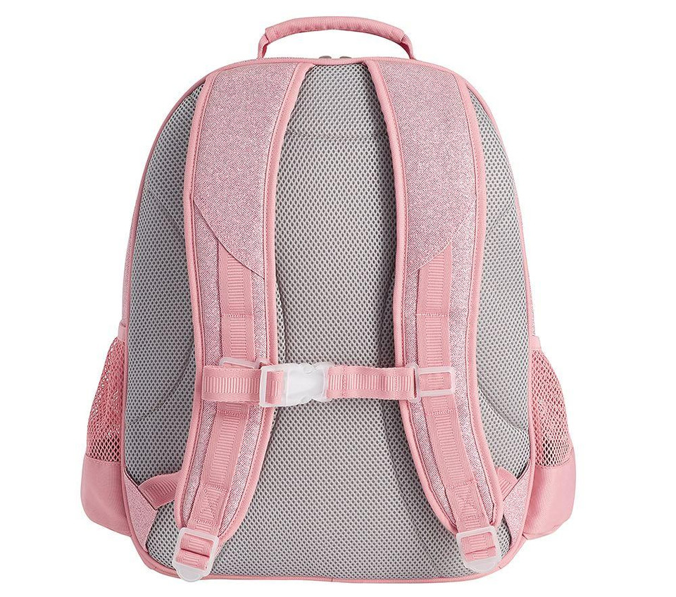 Mackenzie Pink Sparkle Glitter Backpacks Pottery Barn Kids