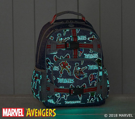 Marvel™ Glow-in-the-Dark Avengers Backpacks