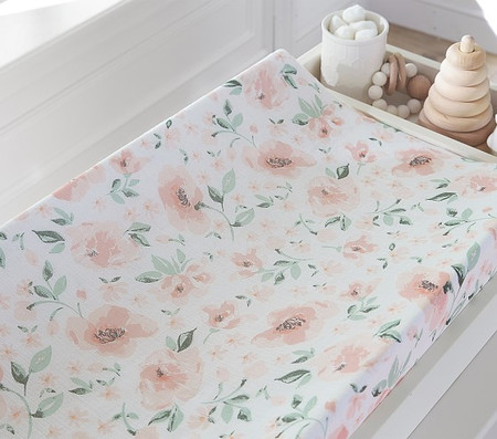 Meredith Muslin Changing Pad