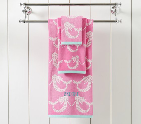 Mermaid Towel Collection
