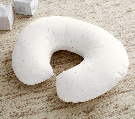 Metallic Dot Chamois Boppy® Nursing & Infant Support Cushion & Slipcover