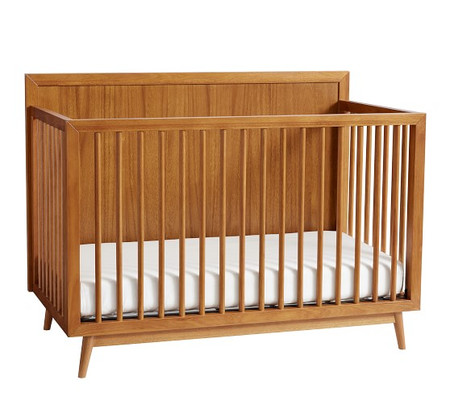 west elm x pbk Mid Century 4-in-1 Convertible Cot