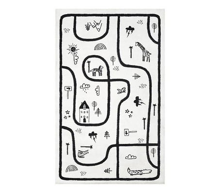 Modern Performance Play Rug