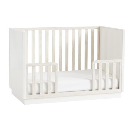 west elm x pbk Modernist Toddler Bed Conversion Kit