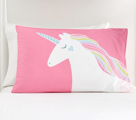 Molly Unicorn Pillowcase