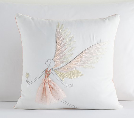 Monique Lhuillier Ethereal Fairy Pillow