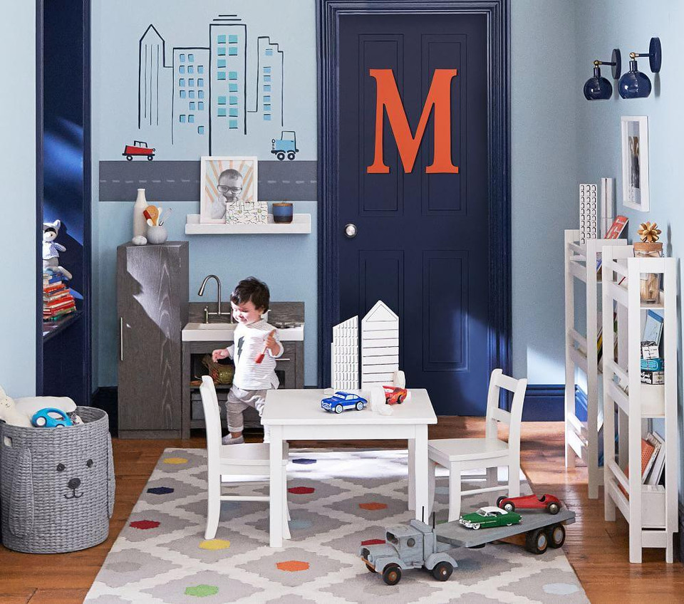 Multi Dot Rug Pottery Barn Kids Au