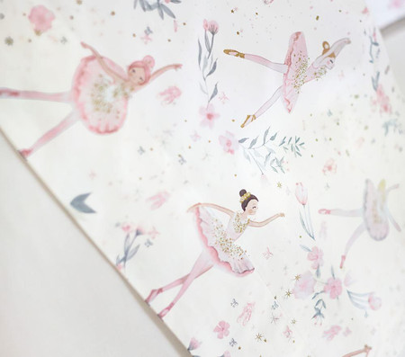 Organic Ballerina Sheet Set