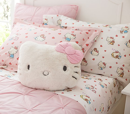 Organic Hello Kitty® Sheet Set