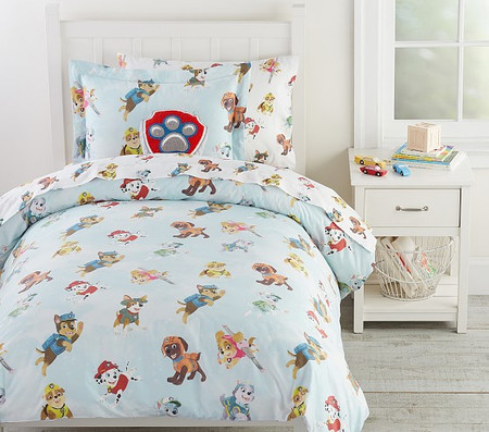 PAW Patrol™ Organic Quilt Cover