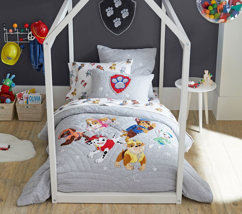 PAW Patrol™ Organic Sheet Set
