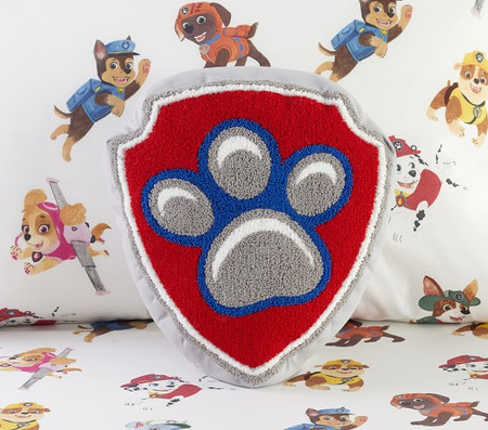 PAW Patrol™ Shield Pillow