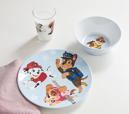 PAW Patrol™ Tumbler, Plate, and Bowl Set