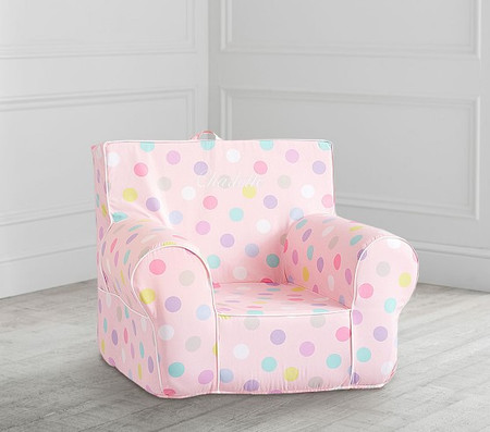Pink Multi Dot Anywhere Chair®