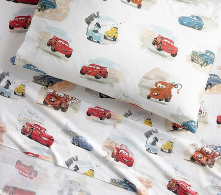 Disney•Pixar Cars Toddler Pillowcase