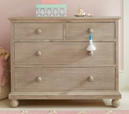 Catalina Dresser - Brushed Fog