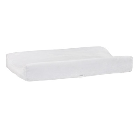 Organic Solid Terry Changing Pad Cover