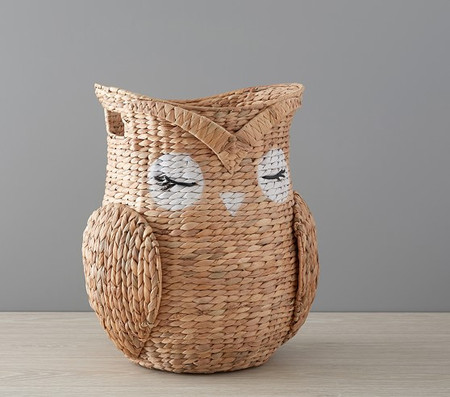 Shaped Owl Storage