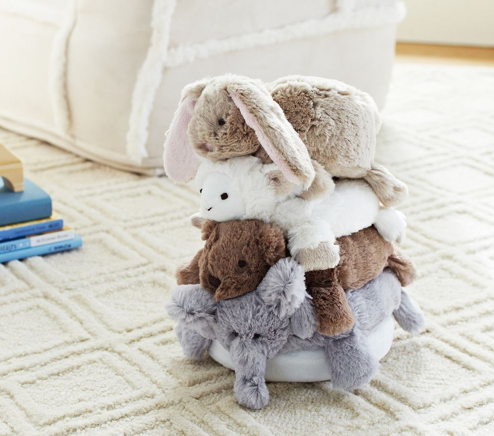 Small Animal Plush Stacker