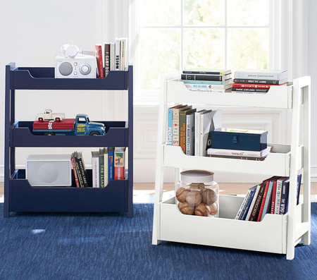 Small Spaces Ladder Bookcase
