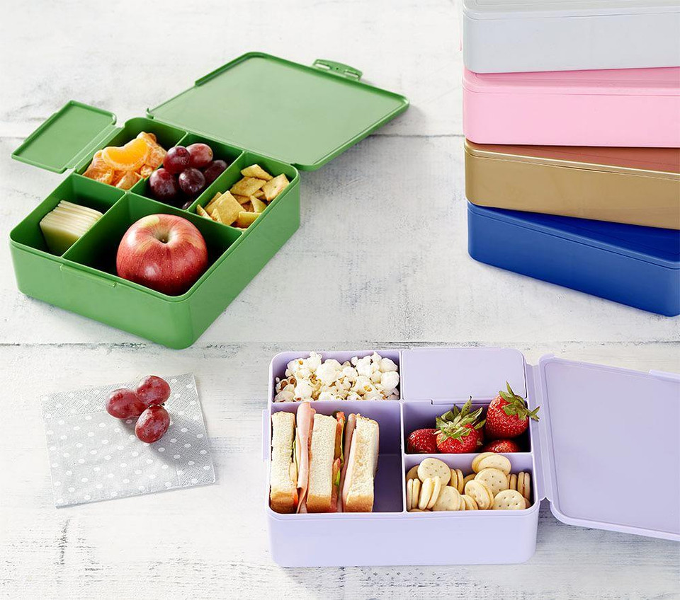 Spencer Bento Box Containers Pottery Barn Kids Au