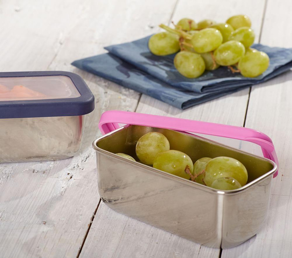 Spencer Stainless Medium Food Container