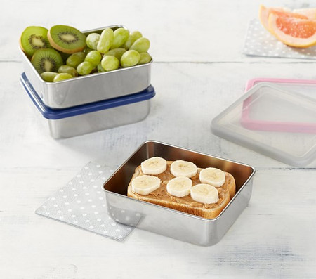 Spencer Stainless Sandwich Food Container