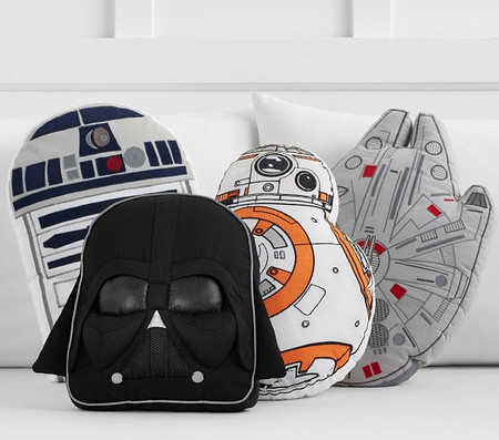 Star Wars™ Shaped Cushions
