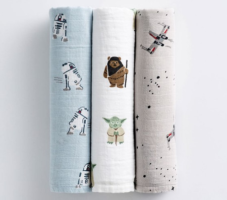 Star Wars™ Swaddle Set Of 3