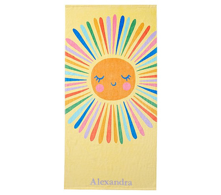 Sun Kids Beach Towel