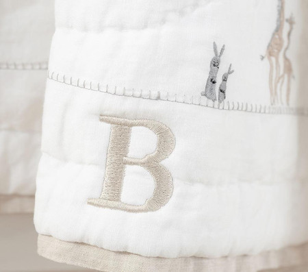 Sweet Animal Baby Bed Linen