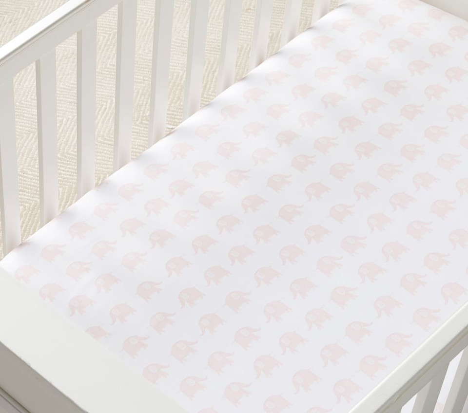 Taylor Fitted Cot Sheet
