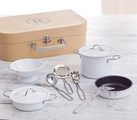 Cooking Set In Play Case