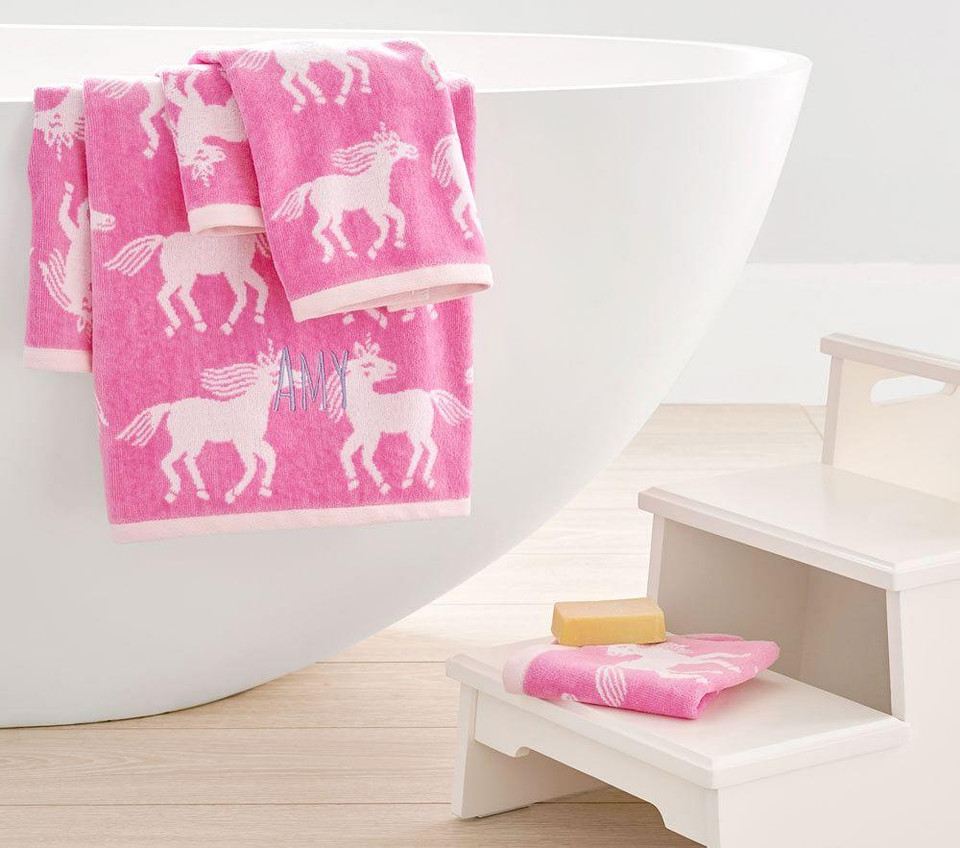 Unicorn Towel Collection