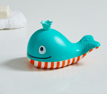 Whale Bubble Bath Toy