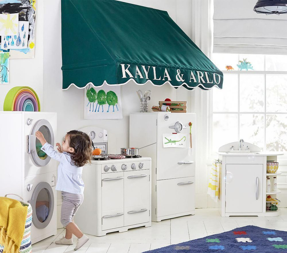 Simply White Retro Kitchen Collection Pottery Barn Kids Au